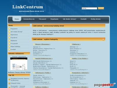 LinkCentrum - katalog seo